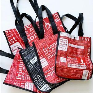 Lululemon | Lot of 6 Reusable Bags